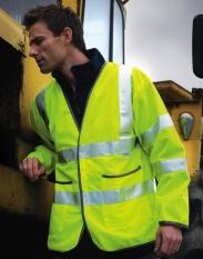ResultLight-Weight Safety Jacket[R210X]