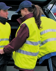 ResultSafeguard motorist safety vest EN 471[R211X]
