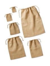Westford MillJute Stuff Bag[W415]
