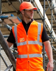 ResultCore Zip Safety Tabard[R202X]