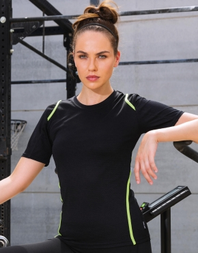 Women's Regular Fit Cooltex® Contrast Tee