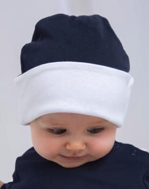 Dwustronna czapka dziecięca
