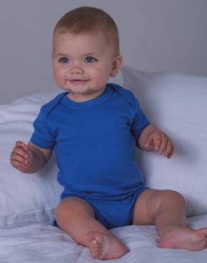 Baby Organic Short Sleeve Body