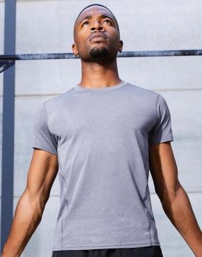 Camiseta compact stretch Fashion Fit