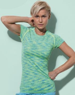 Women's Active Seamless Raglan T-Shirt