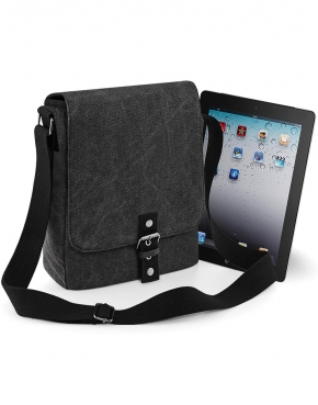 Torba Vintage Canvas iPad®/Tablet Reporter