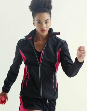 Ladies Sochi Softshell