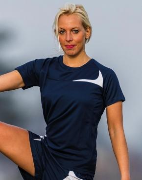 Spiro Ladies' Dash Training Shirt