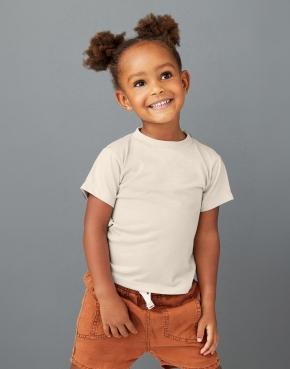 Koszulka z krótkimi rękawami Toddler Jersey