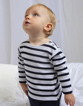 T-shirt Baby Breton