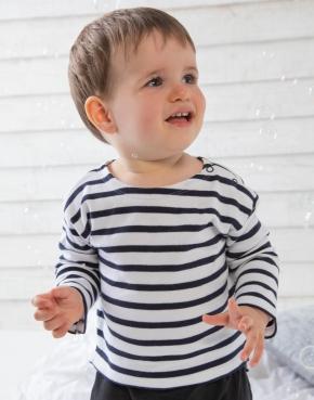 Dětský top Breton
