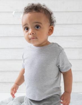 Baby pruhované tričko