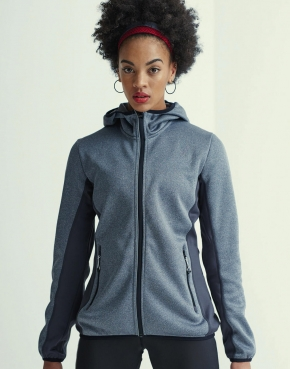 Women's Amsterdam Hooded Softshell