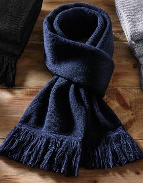 Bufanda tejido clásico