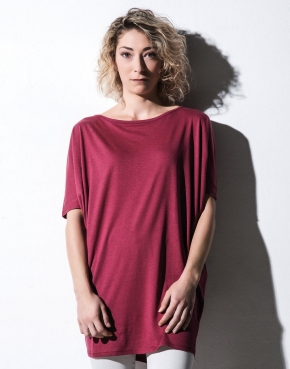 Camiseta Chloé lyocell/algodón orgánico mujer