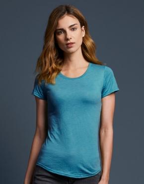 Damski t-shirt Tri-Blend