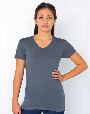 Women's Poly-Cotton T-Shirt