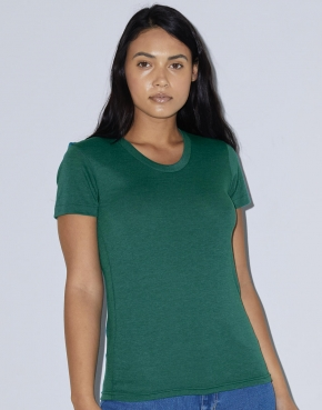 Women's Tri-Blend Crew Neck T-Shirt