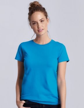 Premium Cotton Ladies' T-Shirt