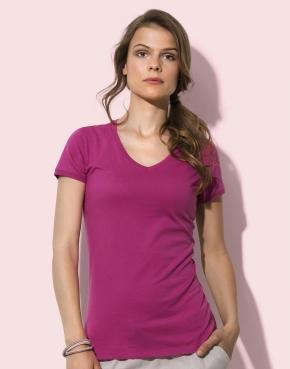 Koszulka Megan V-neck