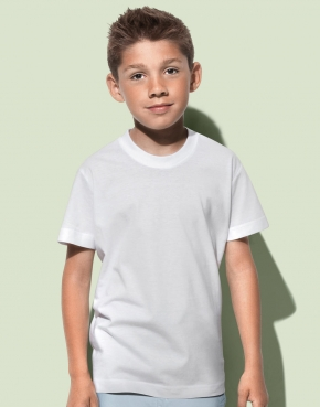 T-shirt girocollo bambino Jamie
