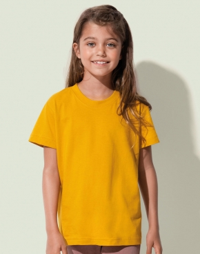 Camiseta orgánica Jamie niño unisex