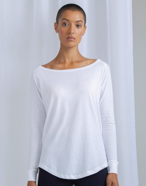 Women's Loose Fit LS T