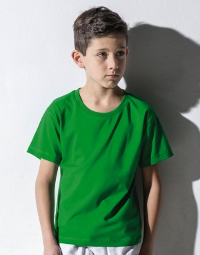 Camiseta orgánica Frog niño