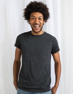 T-shirt męski Roll Sleeve T