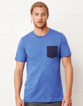 Men's Jersey Pocket T-Shirt