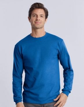 Ultra Cotton Adult T-Shirt LS