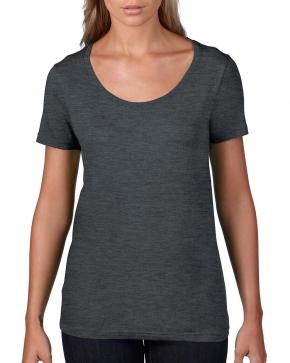 Camiseta Ring-spun mujer