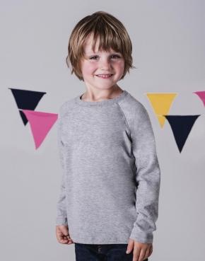Kids' Raglan T-Shirt Langarm
