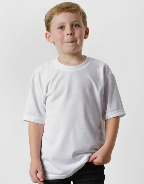 Camiseta Plus sublimación niño