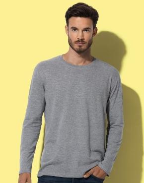Klasické tričko s dlouhým rukávem