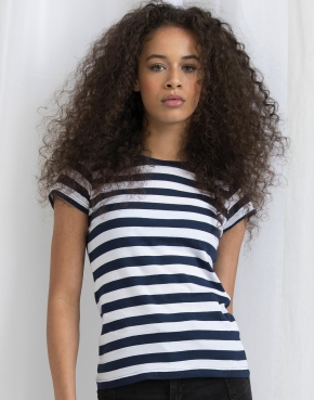 Women's Stripy T