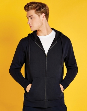 Regular Fit Zipped Hoodie Superwash® 60º