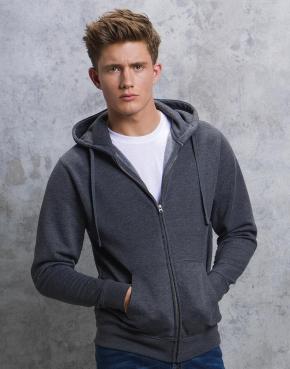 Klassic Hooded Zipped Jacket Superwash® 60°