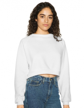 Women's Flex Fleece Crop Pullover