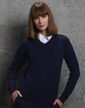 Ladies' Arundel V-Neck Sweater