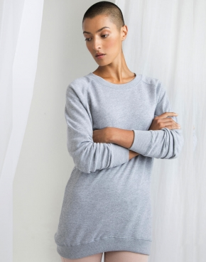Women's Long Length Sweat