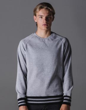 Men's Striped Superstar Sweatshirt