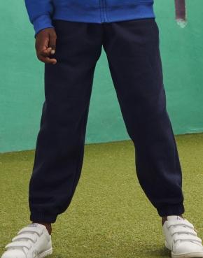 Kids' Classic Elasticated Cuff Jog Pants
