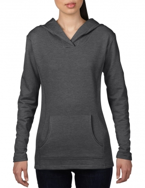 Women's French Terry Hooded Sweat