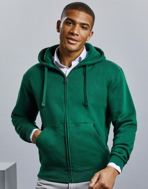 Men's Authentic Zipped Hood