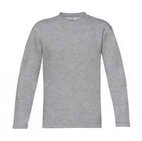 Open Hem Sweatshirt