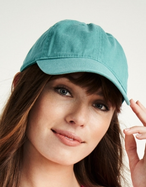 Pigment Dyed Baseball Cap