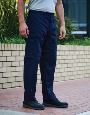 Pro Action Trousers (Long)