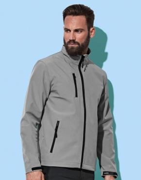 Active Softshell Jacket Men