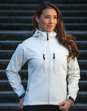 Ladies' Epsilon H2XTREME® Softshell